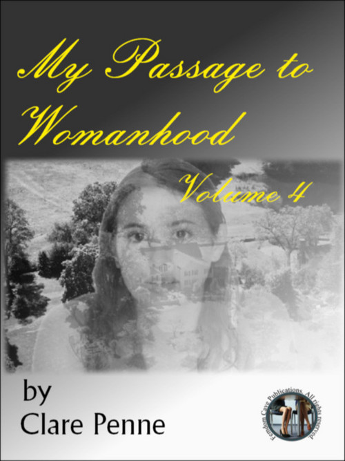 Product picture My Passage to Womanhood by Clare Penne - Volume Four