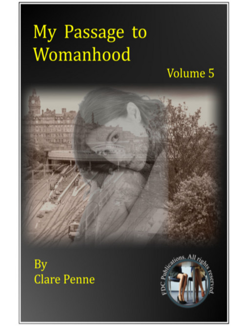Product picture My Passage to Womanhood by Clare Penne - Volume Five