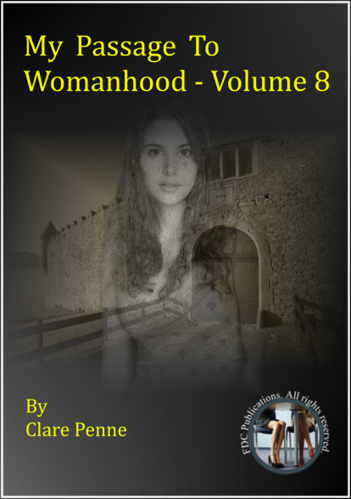 Product picture My Passage to Womanhood by Clare Penne - Volume Eight